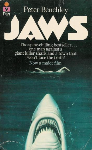 Image result for jaws novel 1974